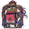FM00004 – Ambari Fridge Magnet