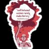 RS00018 – Celebrating Womenhood Resuable Sticker