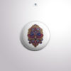 BD00022 – Gandaberunda Purple Badge